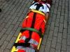 Simulazione immobilizzazione spinale