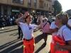 Volontari in festa per le via di Vimodrone